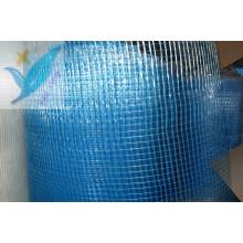 10mm * 10mm 2.5 * 2.5 110G / M2 Wand Fiberglas Netz