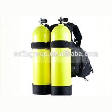 Netherlands Holland popular S 80 BCD scuba diving cylinder oxygen air bottle with regulator