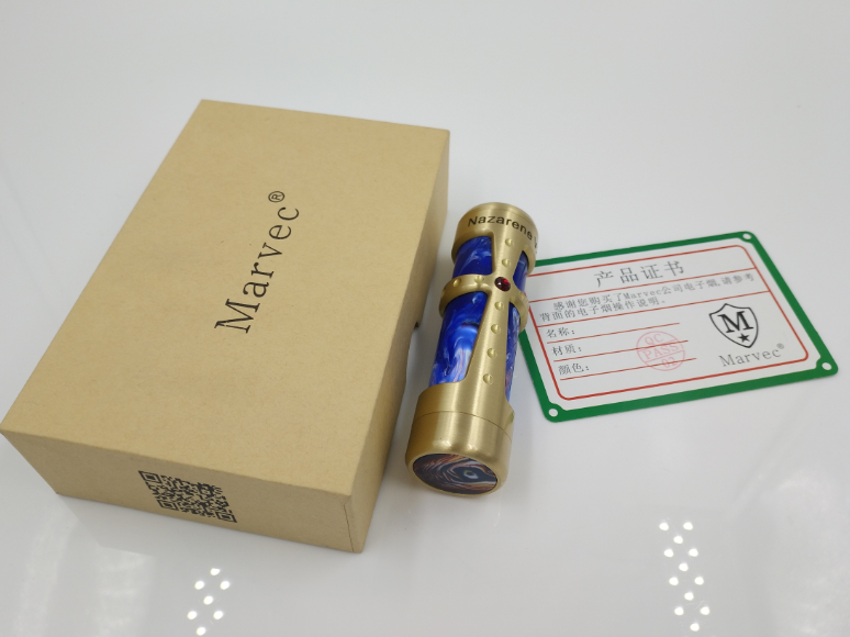 Marvec mechanische Vape Tube Kits