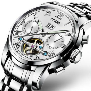 custom cheap in bulk packaging box mechanical watch