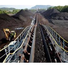Correa de transmisión de la correa transportadora del cable de acero St1600 para el transporte del carbón