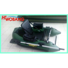 Professional Fishing Boat with High-Quality PVC