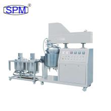 ZJR Vacuum Homogenizer Emulsifier Mixer