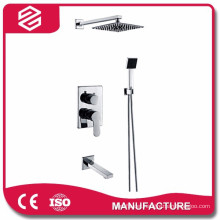 cheap shower kit set in wall shower sets