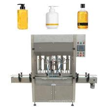 Enchimento automático de sabonete líquido para lavagem à mão
