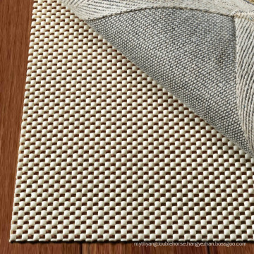 waterproof PVC area non-slip rug pad
