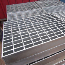 Flat Shape Hot Dipped Galvanized Steel Grating