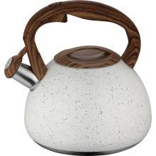 2.7L lime green tea kettle
