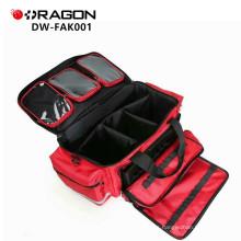 DW-FAK001 al por mayor al aire libre emergencia mini kit de primeros auxilios bolsa médica