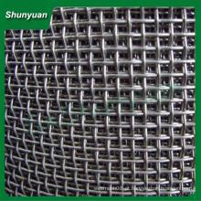 Malha quadrada de arame galvanizado