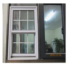 China factory aluminium profile size customized modern house window design vinyl single hung window