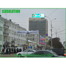 Impermeable alta brillo al aire libre LED Fachada de carteles de medios