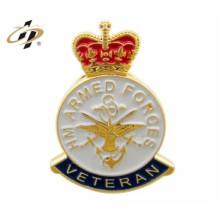 Insignia del emblema del coche del OEM y de la capilla de la nueva llegada del metal de encargo