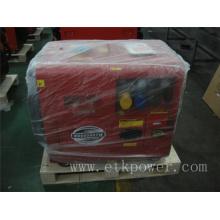 Red&Black Colour Diesel Welder Generator Set (DWG6LN)