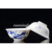 Лотусная роспись Маленькая чашка чая Липтон
