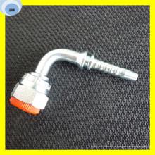 Conectores hidráulicos da tubulação de Swagelock do cotovelo