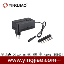 24W DC variabler Stromadapter mit CE