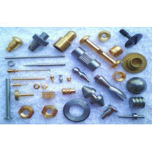 Passivated Automatic Screw Machine Products , Anodized Scre