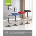 Metal frame high seat lift swivel lab chair