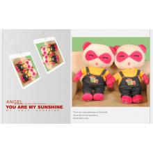 Brinquedos do luxuoso do urso dos PP