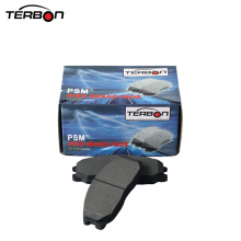 Korean Car Pad FDB1605 Brake Pad For HYUNDAI PORTER