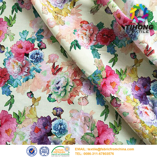 Lady Clothing Fabric