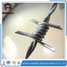 Heavy Hot Dipped Galvanized barbed wire mesh fence