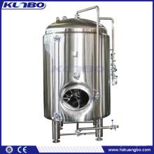 Réservoir de liquide d'eau froide de brassage de bière de KUNBO 500 - 4000L