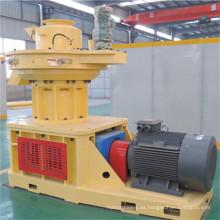 Máquina de pellets de madera | Máquina de pellets de combustible de biomasa de anillo