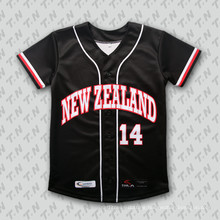 New Custom Sublimated Custom Baseball Jersey
