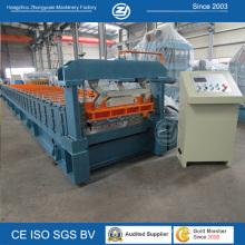 Machine de fabrication de feuilles de toit de fournisseur d'or