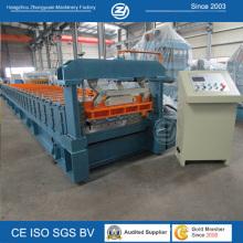 Máquina de fabricação de folhas de telhado de fornecedor de ouro