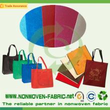 100% Polypropylen / PP Vliesstoff für Einkaufstaschen