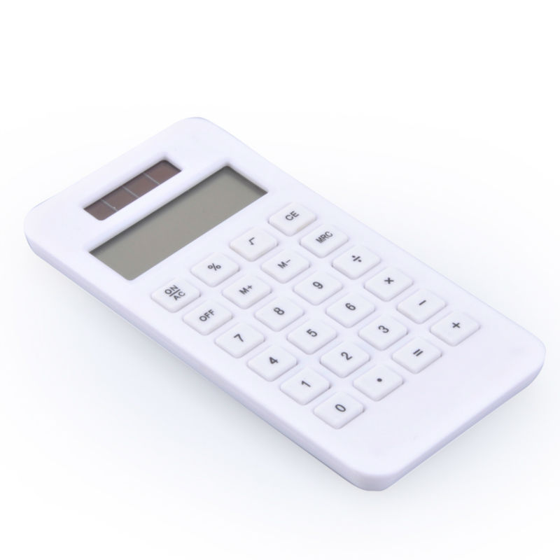 Двойной Power 10 Digits Corn Table Calculator