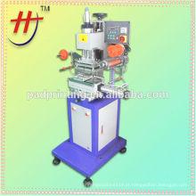 HS-195S máquina de carimbo quente cilíndrica / lisa da folha