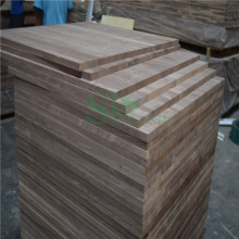 Best Quality Walnut Edge Glued Panel for Wooden Furniture
