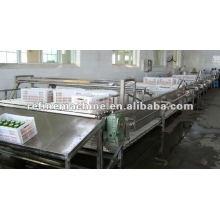 Esterilizador de alimentos enlatados / Máquina de pasteurización de frutas en conserva