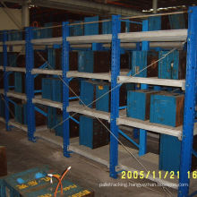 Drawable Standard Mould Holder Racking with Lifting Equipment