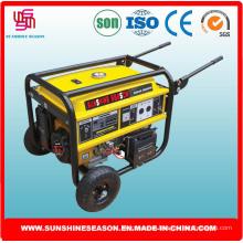 Conjunto de generador de gasolina para suministro exterior con CE (EC4800E2)