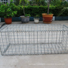 50mm*50mm 3mm Wire Diameter Welded Gabion Box