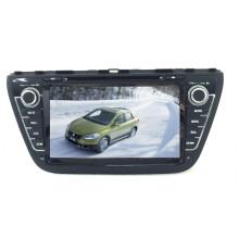 Windows CE Auto DVD Spieler für Suzuki S-Cross (TS8573)
