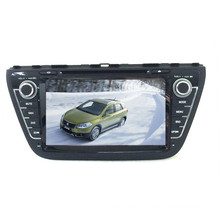 Windows CE Car DVD Player for Suzuki S-Cross (TS8573)