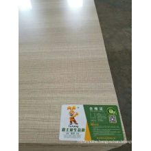MDF Wood Veneer Commercial Plywood