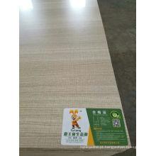 Madeira compensada comercial do folheado de madeira do MDF