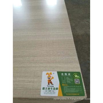 Contreplaqué commercial MDF Wood Veneer