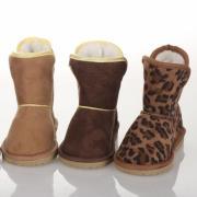 Sepatu bot salju hangat anak-anak klasik