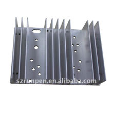 aluminum/plastic extrusion parts