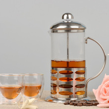 Grace Glass to Go Unique French Coffee Press