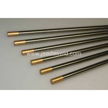 150mm WL15 Golden Tungsten Electrode
