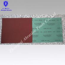 230X280 mm, A / O, das günstigste wasserfeste Schleifpapier